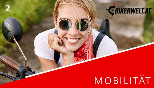 Motorradfahren Mobilität